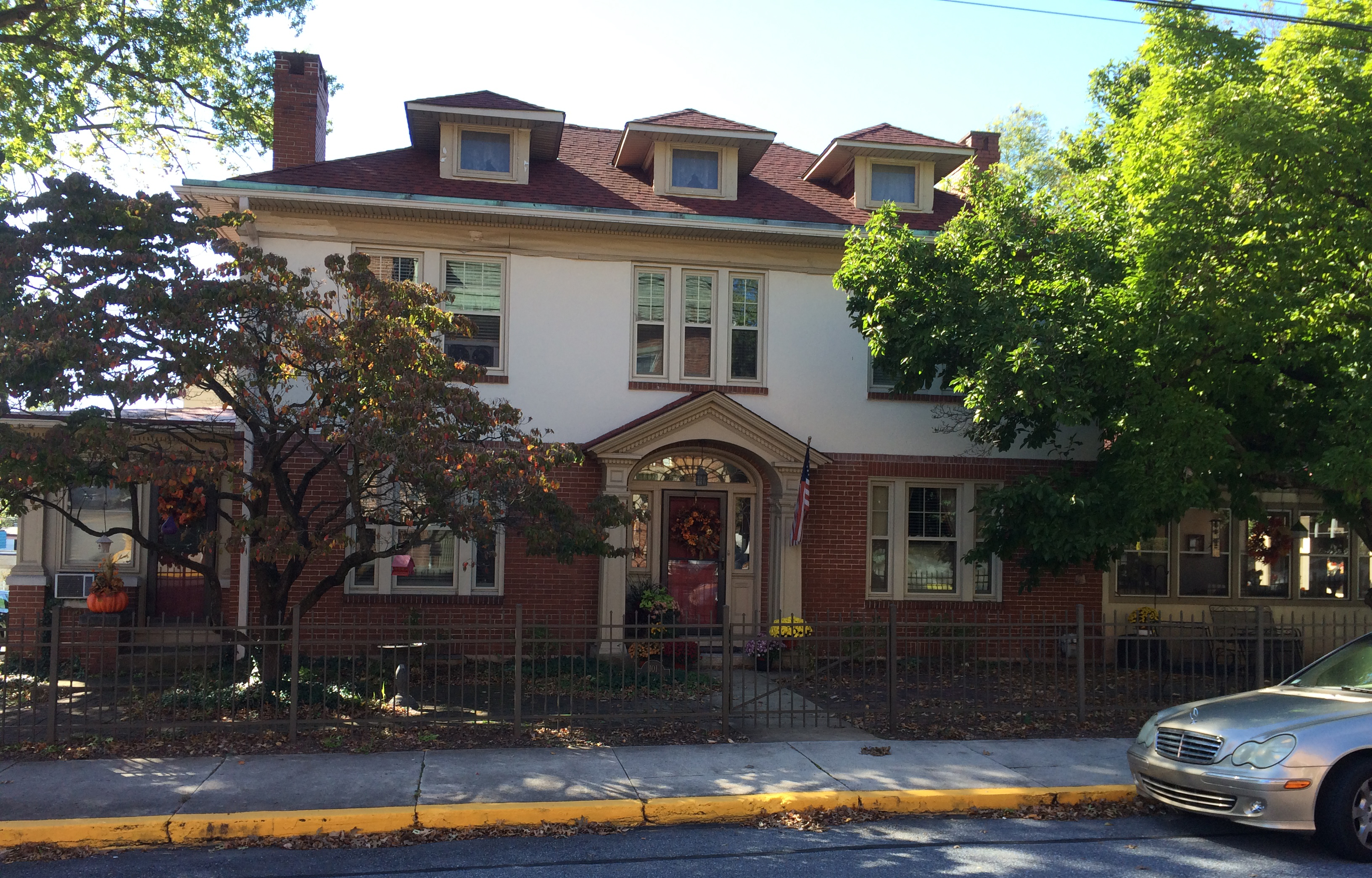 Historic Middletown Homes - Middletown Public Library